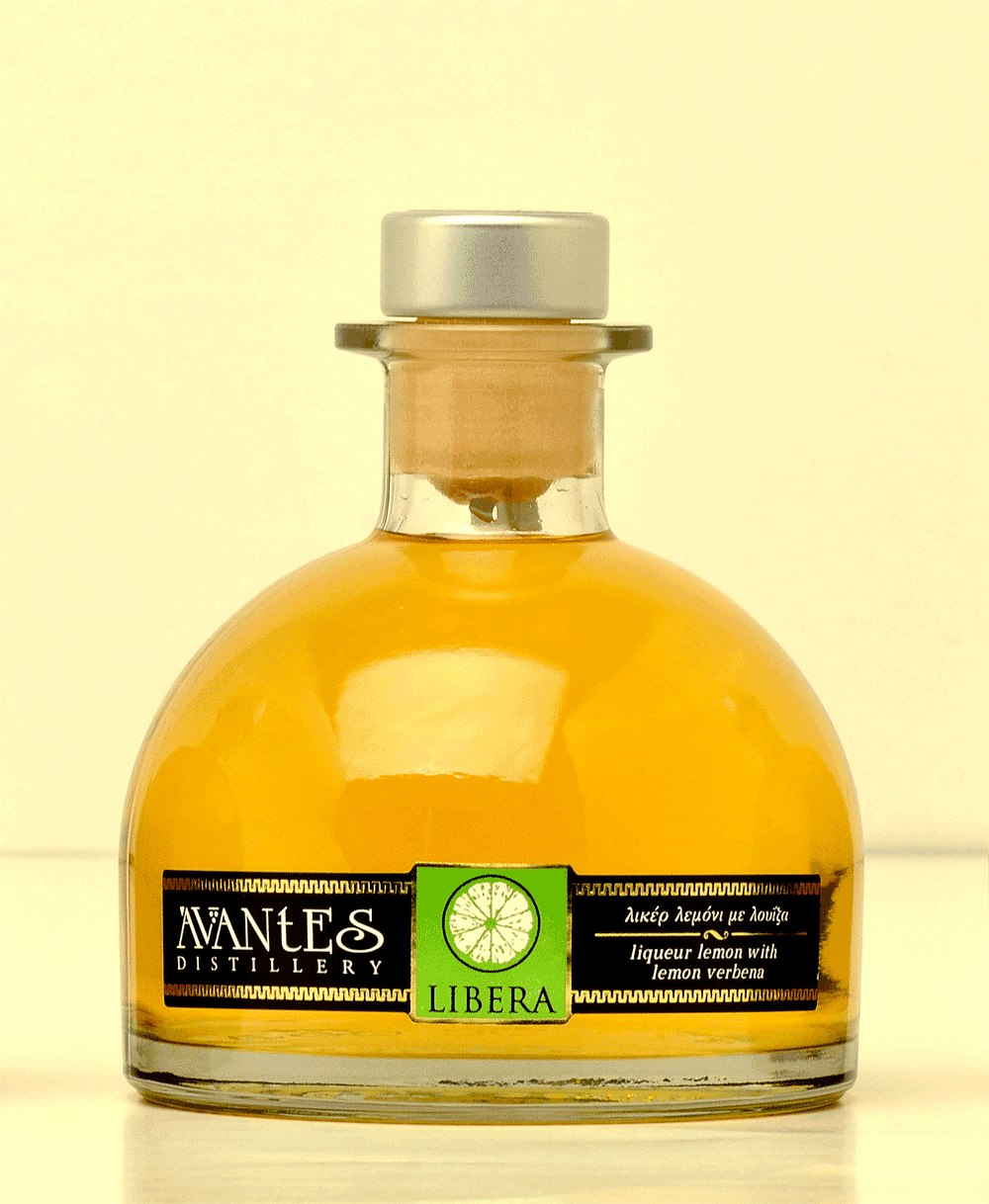 LIBERA LIQUEUR LEMON WITH LEMON VERBENA